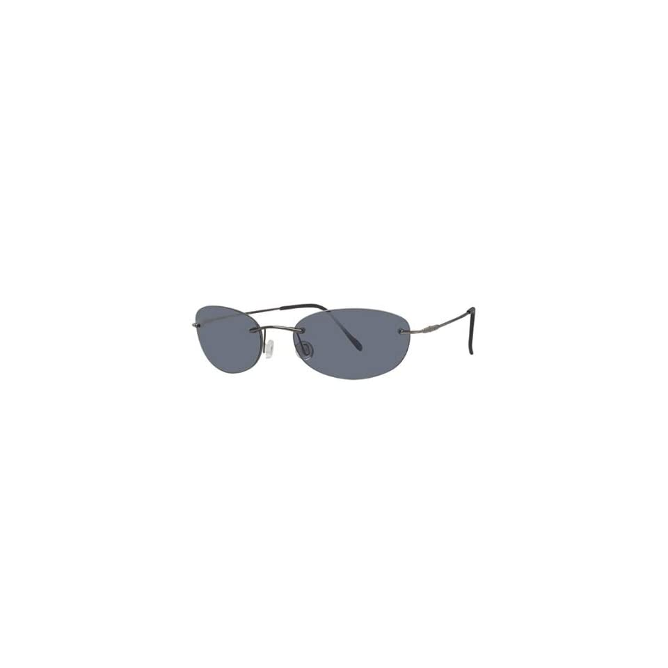 Maui Jim Kailua 453 sunglasses Gunmetal with Grey lenses