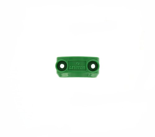Leviton CLAMP-1GN Cord Clamp For Straight Blade/ Locking ...