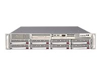 Supermicro CSE-825TQ-560LPB Chassis (Black) by Supermicro