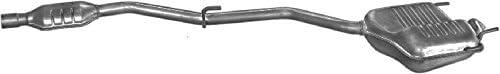 ETS-EXHAUST 927 Silencer Exhaust System fits T202 - C KLASSE W202 - C KLASSE 1.8 ESTATE SALOON 122hp 1997-2001