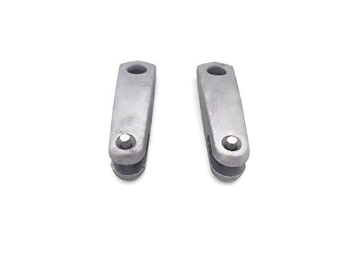 - ITACO 2X Yamaha Outboard 6E0-43118 Handle Transom Clamp Screw 2HP 3HP 4HP 5HP 6HP 8HP 9.9HP