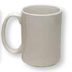 El Grande Style Large Ceramic Coffee Mug With