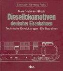 Diesellokomotiven deutscher Eisenbahnen: 2.1: Technische Entwicklungen. Die Baureihen