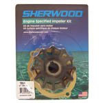 Sherwood 12 Blade Sherwood Impeller Kit 15000K-SHW