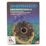 Sherwood 12 Blade Sherwood Impeller Kit - Impeller Sherwood