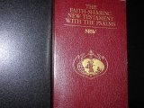 Bible Faith Sharing : New Testament with Psalms, Fox, Eddie, 0687067162