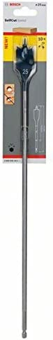 Bosch 2 608 595 409 hexagonales Brocas fresadoras planas Self Cut Speed 19 x 400 mm