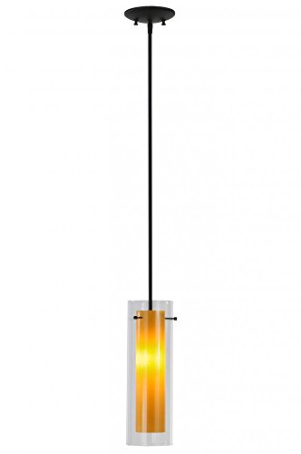Meyda Tiffany 140221 Cilindro Agoura Mini Pendant Light Fixture, 5