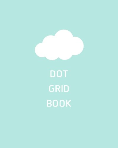 Dot Grid Book : Cloud / Journal / Dotted / 8