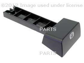 (BMW Genuine Parking Brake Handle for 740i 740iL 740iLP 750iL 750iLP)