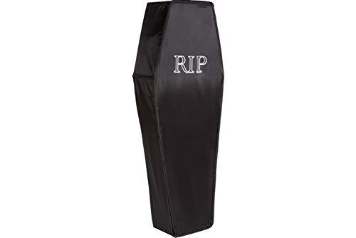 Halloween Cemetery Pop Up Coffin -