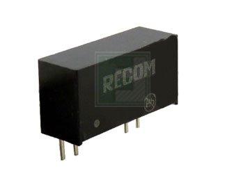 RECOM POWER RP-2405S RP Series 1 W Single Output 5 V DC/DC Converter - SIP-7 - 25 item(s) by RECOM Power