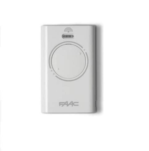 for FAAC XT2 433 SLH LR (XT2 433SLH) Garage Door Remote Control gate Opener (Garage Door Opener Remote Won T Program)