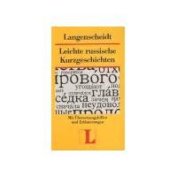 Langenscheidt Lektüre, Bd.56, Leichte russische Kurzgeschichten