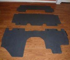 Dark Atlas Gray Honda Genuine 83600-TK8-A01ZA Floor Mat Set