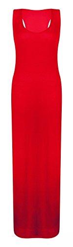 Plus dbardeur Red dos nageur Racer Maxi femme robe Jersey longue Clothing avec Desire d't pour pwHTtRqg