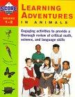 Kaplan Learning Adventures in Animals, Score Kaplan Staff, 0684844303