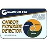 Amazon Price History for:Quantum Eye Multi-Level Carbon Monoxide (CO) Detector - 18-Month