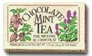 The Metropolitan Tea Company 62WD-618B-064 Chocolate Mint 25 Teabags in Wood Box