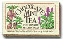 The Metropolitan Tea Company 62WD-618B-064 Chocolate Mint 25 Teabags in Wood Box
