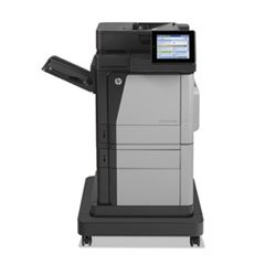 - Color LaserJet Enterprise MFPM680f, Copy/Fax/Print/Scan