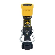 Elkhart Fire Nozzles - Elkhart Brass - DSM-30F - Fire Hose Nozzle, 2-1/2 In., Yellow