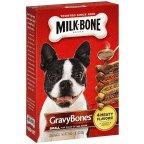 Milk Gravy Bones Dog Biscuits 19 OZ (Pack of 24)