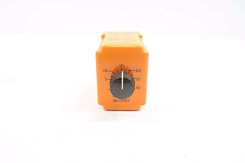 DIVERSIFIED ELECTRONICS TUC-120-AKA-030 TIME DELAY RELAY 0.3-30SEC 120V (Diversified Electronics)