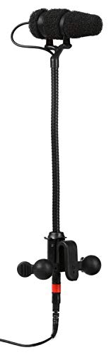 DPA d:vote CORE 4099 Instrument Microphone with Clip for Saxophone ()