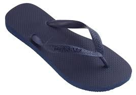 Havaianas Men's Top Flip Flops, Blue, 9 US