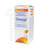 Chestal Cough Syrup (Boiron Chestal Cough Syrup 4.2 fl oz)