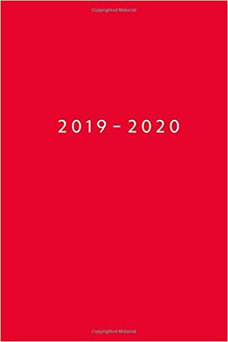 photo about May Books Planner known as : 2019 - 2020: Weekly Planner Beginning Might 2019