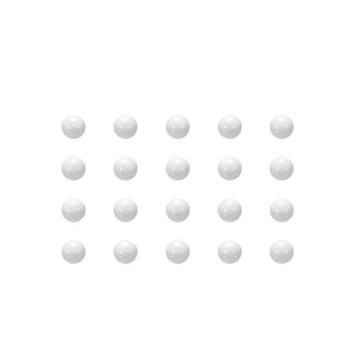 uxcell 3//8-inch Precision Solid Brass Bearing Balls 10pcs