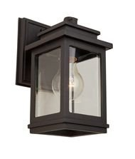 Artcraft Lighting Fremont Outdoor Wall Sconce, Oil Rubbed Bronze by Artcraft Lighting