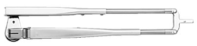 Boat Wiper Arm (AFI 33092 Premier Stainless Steel Pantographic Adjustable Marine Wiper Arm (17