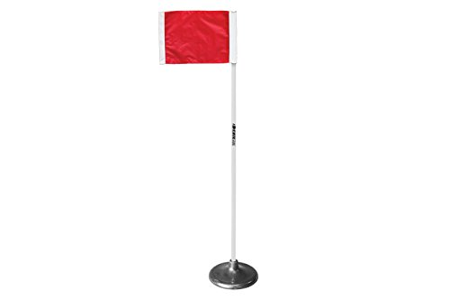 Kwik Goal Premier Corner Flags and Bases (4 flags & 4 bases))