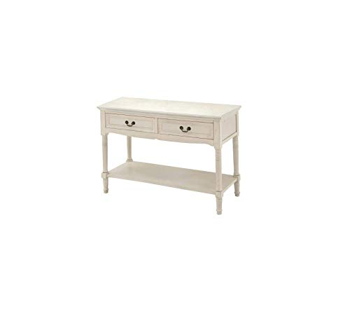 Deluxe Premium Collection Wood Console Table 40
