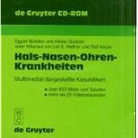 Hals- Nasen- Ohren- Krankheiten. CD- ROM für Windows 3.1/95