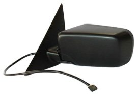 TYC 8500432 BMW 3 Series Driver Side Folding Power Non-Heated Replacement Mirror -