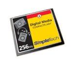 SimpleTech 256 MB CompactFlash (STI-CF/256X2)