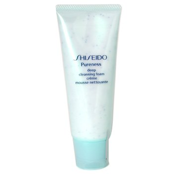 Shiseido Cleanser 3.3 Oz Pureness Deep Cleansing Foam For Women (Cleansing Foam Ounce 3.3)