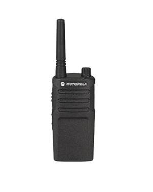1 Motorola RMU2043 - UHF 2 Watt 4 Channel Radios(Black)