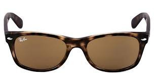 Ray Ban Wayfarer RB2132 710/51 Shiny Havana/Crystal Brown Gradient 52mm - Rb2132 710 Wayfarer Ray Ban
