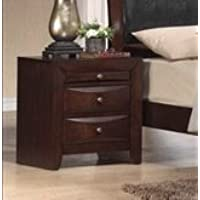 Emily Night Stand By Crownmark Furniture