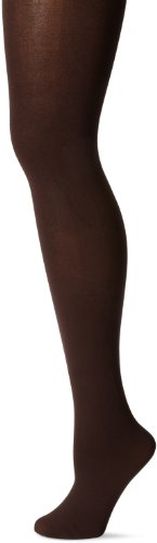 - HUE Super Opaque Tights with Control Top Espresso 3