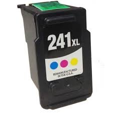 AIM Compatible Replacement - Canon Compatible CL-241XL Color Inkjet (400 Page Yield) (5208B001) - (Pixma Mx 472)