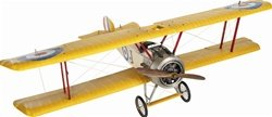 Authentic Models Sopwith Camel Biplane Airplane Model Large