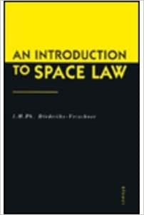 Book An Introduction to Space Law