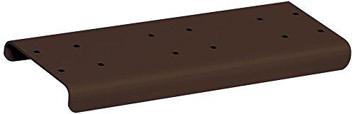 Salsbury Industries 4882BRZ Spreader 2 Wide for Rural and Townhouse Mailbox, Bronze