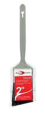 "Paintmaster Angle Polyester Paint Brush Consumer Polyester Angled All Paints 2 "" -  Ace Trading-Paint Brushes Shur, PM50521"